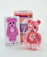 Medicom Bearbrick S19 Cute series 19 be@rbrick 100% Pink Cat