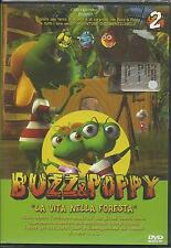 Buzz & Poppy. La vita nella foresta vol.2 (2002) DVD