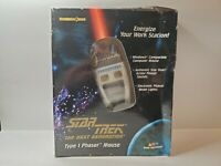 Star Trek The Next Generation Type 1 Phaser Computer Mouse Federation Issue 1997