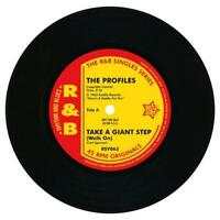 """THE PROFILES Take A Giant Step NEW R&B NORTHERN SOUL 45  (OUTTA SIGHT) 7"""" VINYL"""