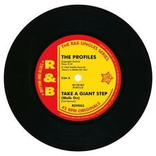"THE PROFILES Take A Giant Step NEW R&B NORTHERN SOUL 45  (OUTTA SIGHT) 7"" VINYL"