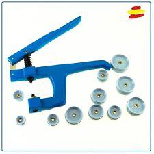 Herramienta de Relojero profesional Prensa Reloj Reparación kit coronas 24-42mm