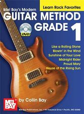 Méthode de guitare moderne de grade 1, apprendre rock favoris
