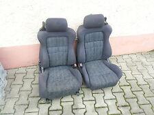 Vordersitze Sitze Fahrersitz Beifahrersitz Seats Mitsubishi 3000GT GTO Gen.2