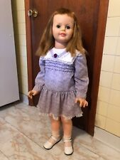 """Vintage Ideal Patti Playpal Doll In Good Condition 35"""""""