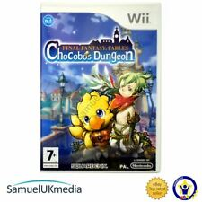 Final Fantasy Fables: Chocobo`s Dungeon (Wii)  **GREAT CONDITION**