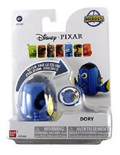 Bandai Disney Pixar Hatch n Heores suministrada usted elige