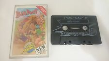 BIG FOOT JUEGO CASSETTE COMMODORE 64 128 CMB 64 C64 PAL