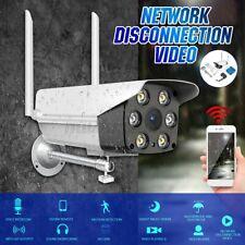 Hd 1080P Cctv Security Camera Wifi Wireless Ir Night Vision Outdoor Surveillance