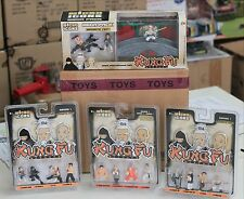 Micro Icons Kung Fu Maga Pack plus 12 Figures in clam shell packaging -  1:32ac