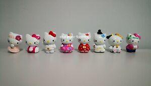 HELLO KITTY Couple Series Mini Toys - Set of 8 Toys