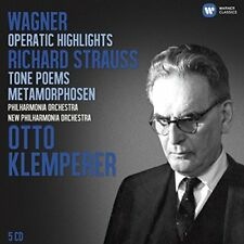 Otto Klemperer - Wagner: Operatic Highlights; R. Strauss: Tone Poems [CD]