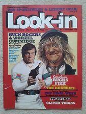 LOOK-IN Magazine 1981 No 20 BUCK ROGERS WORZEL GUMMIDGE