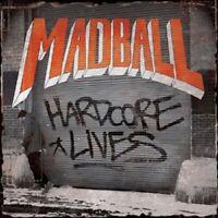 MADBALL - HARDCORE LIVES  CD 17 TRACKS NEU
