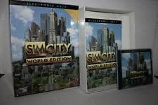 SIM CITY 3000 WORLD EDITION GIOCO USATO PC CDROM ED ITALIANA BIG BOX FR1 51820