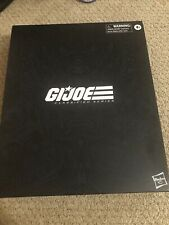 GI joe Classified Snake Eyes 6 Inch Deluxe Hasbro Pulse