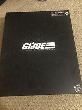 GI joe Classified Snake Eyes 6 Inch Deluxe Hasbro Pulse