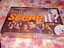 TWILIGHT 'SCENE IT'  ~ THE DVD GAME, NEW, SEALED,