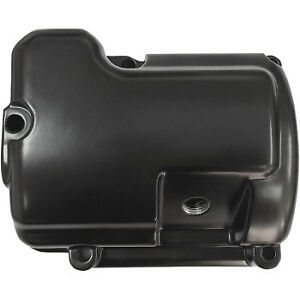 Drag Specialties Transmission Top Cover Black 1105-0210