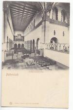 AK, Halberstadt, Liebfrauenkirche, Innenansicht, um 1900