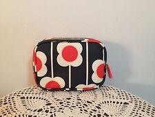 NWoT * ORLA KIELY ETC * POPPY * TARGET Small Cosmetic Case for Travel / Handbag