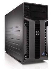 DELL T410 Tower Server Dual 6 CORE XEON X5660 12 Cores 32GB 4x 2TB SATA  CTO