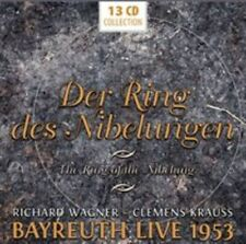RICHARD WAGNER: DER RING DES NIBELUNGEN [BAYREUTH 1953] NEW CD