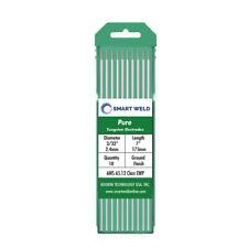 Green TIG Welding Tungsten Electrode 3/32