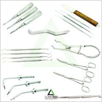 Dental Waxing Modeling Carver Restorative Minnisota Retractors Filling Lab Tools