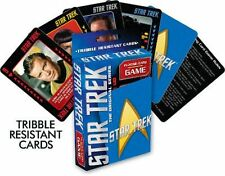 STAR TREK - PLAYING CARD GAME / DECK - 52 CARDS BRAND NEW - 55003