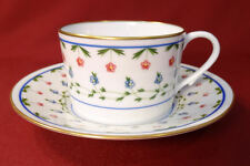 Limoges Raynaud Ceralene LAFAYETTE Coffee Cup (Can) & Saucer-Flat Bottom