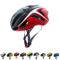 Adjustable Unisex Cycle Helmet Bike Bicycle Cycling Road Mountain Safety Helmets