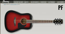 Ibanez PF15 Performance Series Acoustic *** NEW IN BOX ****