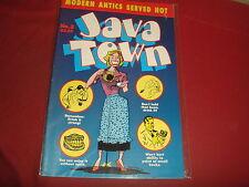 JAVA TOWN #2 SLG Slave Labor Graphics Comics  - NM-