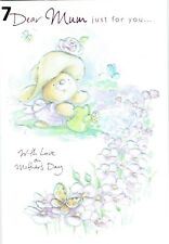 MOTHER'S DAY CARD ~ ONLY 99p Each ~ CHOICE OF TITLE AND DESIGN ~ Mothers Day