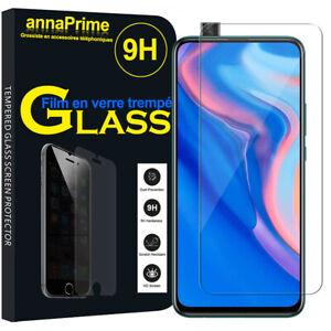 """Lot/ Pack Film Verre Trempé Protecteur Écran Huawei P Smart Z (2019) 6.59"""""""