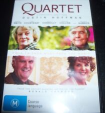 Quartet (Dustin Hoffman Maggie Smith Billy Connolly) (Aust Region 4) DVD New