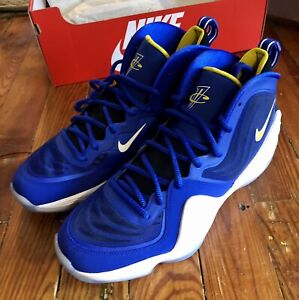 Nike Air Penny V 'Blue Chips' 537331-402 Men's Size 11. New In Box