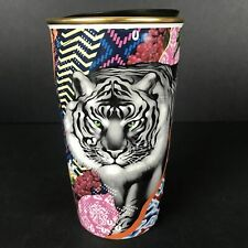 STARBUCKS Tristan Eaton Limited Edition Ceramic Tiger Travel Mug 12 fl oz New
