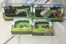 Vintage Tomy Sylvanian Families Lot