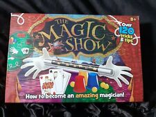 The Magic Show 120 Tricks And Tips