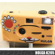 Holga K205 35mm 135mm Color Flash lomography Noise Making  Film Camera