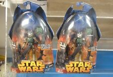 Star Wars ROTS AT-RT Driver Lot of 2 Action Figures Hasbro Revenge of The Sith