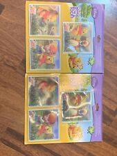2 X Winnie The Pooh Tigger Animal Kids 3D Pared Pegatinas Cuarto de Baño #14 Impermeable