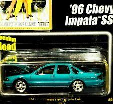 96 1996 Chevy Impala Ss Revell Lowrider Magazine Chevrolet Collectible Car Vhtf