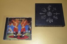 SWANS - Love Of Life + Box Ltd. Edition / Young God Records 1992 / Rar