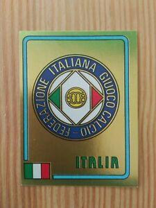 Panini EURO 84 new sticker #238 Badge - Italy