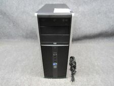HP Compaq 8100 Elite CMT PC Tower Intel Core i7-860 2.80GHz 4GB RAM 250GB HDD