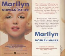 MARILYN MONROE - Lot of FOUR Famous MARILYN MONROE CLASSIC Paperback Books B#E