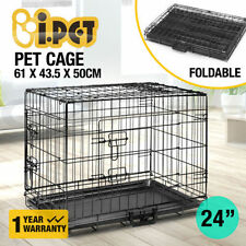 Hard-Sided Travel Crate Dog Kennels